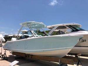 New Cobia 240 Dual Console Bowrider Boat For Sale