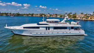 Used Broward 114 Motor Yacht For Sale