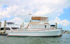 Used Grand Banks Classic Raised Pilothouse Motor Yacht For Sale