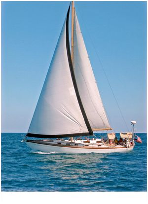 Used Cheoy Lee 44 Cutter Cruiser Sailboat For Sale