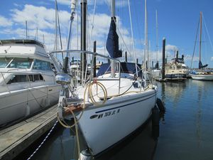 Used Catalina 30 MKII Cruiser Boat For Sale