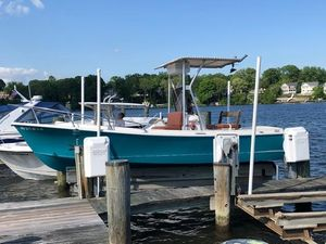 Used Shamrock CC Center Console Fishing Boat For Sale