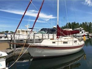 Used Bayfield Cutter Rig Cruiser Sailboat For Sale