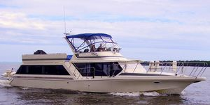 Used Bluewater Coastal Cruiser Trawler Boat For Sale