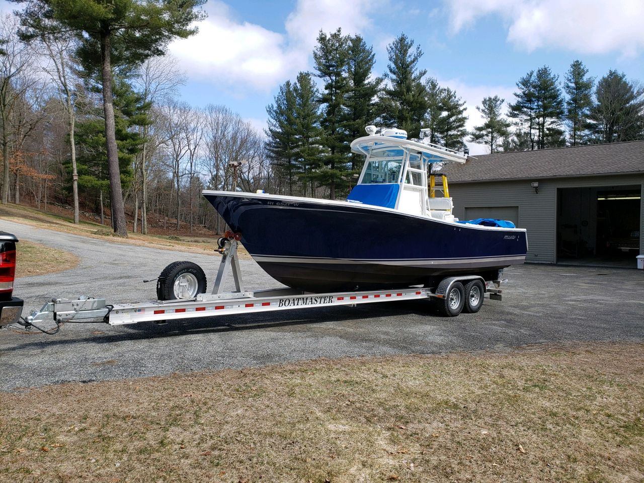 2008 Used Regulator 29 Classic Center Console Fishing Boat For Sale