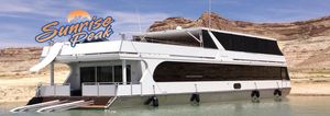 Used Bravada Intrepid Trip 12 House Boat For Sale