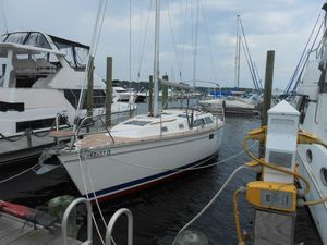 Used Hunter 336 Daysailer Sailboat For Sale