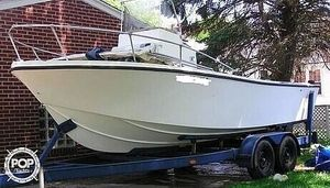 Used Mako 23 Center Console Fishing Boat For Sale