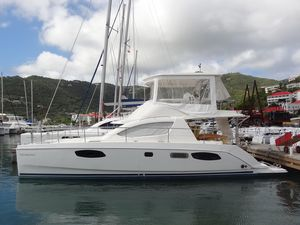 Used Leopard 39 Powercat Cruiser Boat For Sale