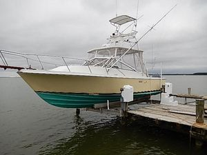 Used Blackfin Sport Fish Express Cruiser Boat For Sale