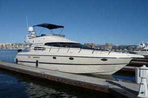 Used Cranchi 48 Flybridge Boat For Sale