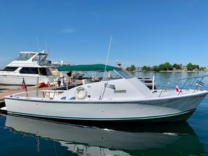 Used Bertram Bahia Mar Sports Fishing Boat For Sale