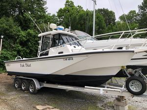Used Boston Whaler Offshore 27 Center Console Fishing Boat For Sale