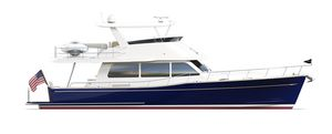 New Grand Banks GB54 Motor Yacht For Sale