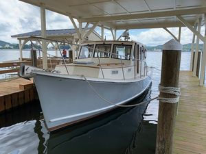 Used Bhm FLYE Point 32 Commercial Boat For Sale