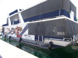 Used Stardust Cruisers For Shore 3 Weeks House Boat For Sale