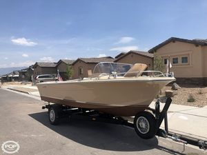 Used Correct Craft Debonair Sportsman 20 Antique and Classic Boat For Sale