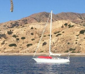 Used Choate 37 Racer and Cruiser Sailboat For Sale