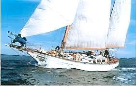 Used Hardin Sea Wolf Masthead Ketch Sailboat For Sale