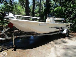 Used Carolina Skiff JVX20 Skiff Fishing Boat For Sale