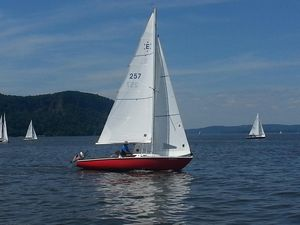 Used Pearson Ensign Sloop Sailboat For Sale