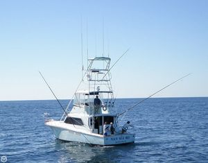 Used Pace 40 Sportfish Sports Fishing Boat For Sale