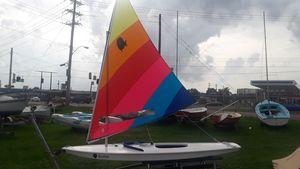 New Sunfish / Laser Sunfish Racer and Cruiser Sailboat For Sale