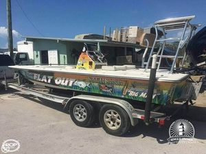 Used Sterling 220 XS Flats Fishing Boat For Sale