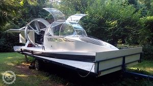 Used Universal Hovercraft Sp UH18-SPW Hoverwing Air Boat For Sale