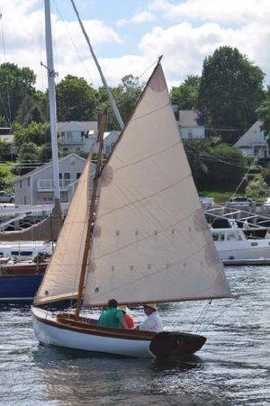 Used Herreshoff 12 1/2 Daysailer Sailboat For Sale
