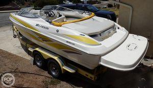 Used Larson 226 Senza Bowrider Boat For Sale