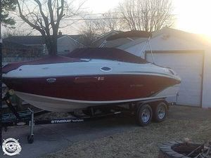 Used Stingray 215LR Bowrider Boat For Sale