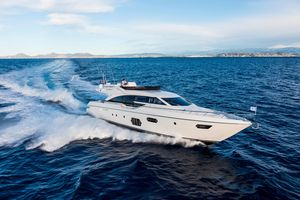 Used Ferretti Yachts 690 Motor Yacht For Sale