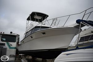 Used Luhrs 3400 Motoryacht Sports Fishing Boat For Sale