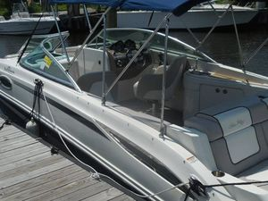Used Sea Ray 26 SD Sports Cruiser Boat For Sale