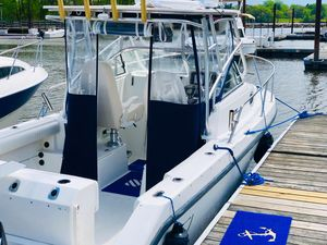 Used Boston Whaler 23 Conquest Sports Fishing Boat For Sale