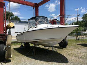 Used Key West 211 Walkaround Cuddy Cabin Boat For Sale