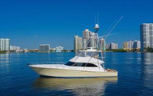 Used Viking Sport Fisherman Sports Fishing Boat For Sale