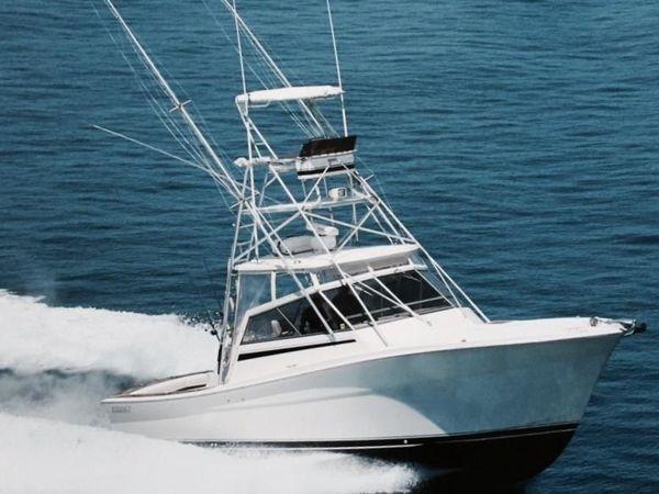 Used Topaz 32 Sportfisherman Sports Fishing Boat For Sale