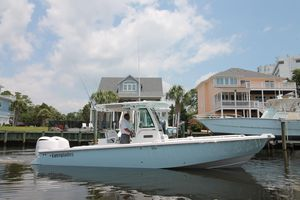 Used Everglades 273 CC Center Console Fishing Boat For Sale