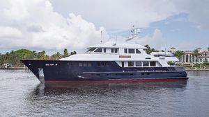 Used Burger 113 Motor Yacht For Sale