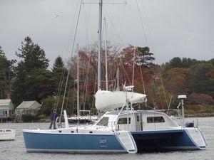 Used Chris White Atlantic 48 Cruiser Sailboat For Sale