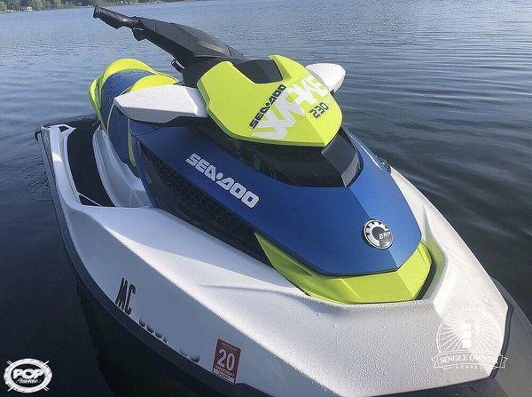 Used Sea-Doo 230 Wake Pro Personal Watercraft For Sale