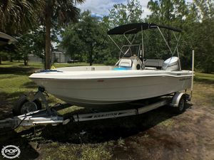 Used Clearwater 1900 CC Center Console Fishing Boat For Sale