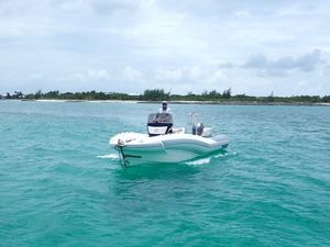 Used Zodiac N-ZO 680 Rigid Sports Inflatable Boat For Sale