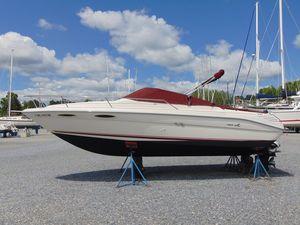 Used Sea Ray 240 Signature Cuddy Cabin Boat For Sale