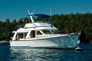 Used Ocean Eoropa Flybridge Boat For Sale