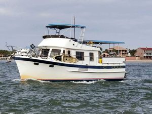 Used Defever 43 Trawler Motor Yacht For Sale