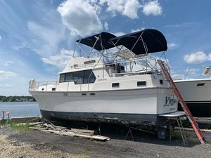 Used Mainship 36 Double Cabin Aft Cabin Boat For Sale