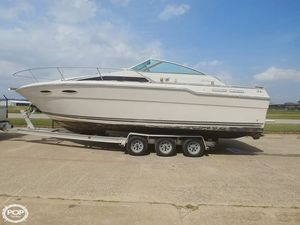 Used Sea Ray SRV 300 Sundancer Express Cruiser Boat For Sale